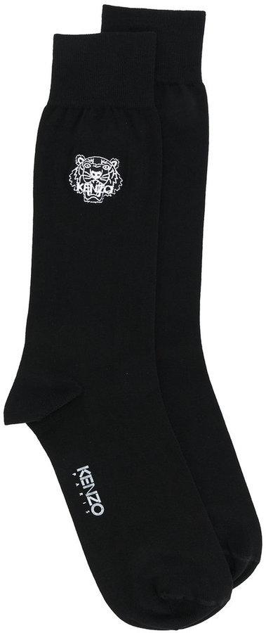 26ab8b21 Kenzo Tiger Crest Socks, £22 | farfetch.com | Lookastic UK
