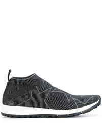 Jimmy Choo Slip On Star Sneakers