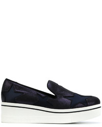 Stella McCartney Star Binx Slip On Loafers
