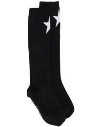 Givenchy Jacquard Star Knitted Socks