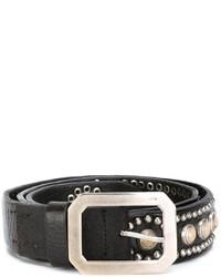 Golden Goose Deluxe Brand Studded Belt