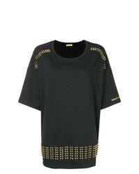 Versace Jeans Studded Oversized T Shirt
