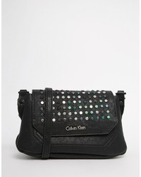 Calvin Klein Studded Cross Body Bag