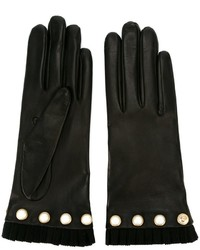 Gucci Studded Gloves