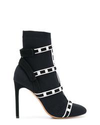 Valentino Garavani Rockstud Bodytech Boots