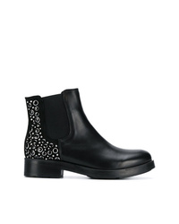 Tosca Blu Studded Ankle Boots