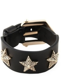 Givenchy Star Studded Cuff
