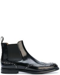 Studded chelsea boots medium 4355464