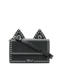 Karl Lagerfeld Rocky Choupette Shoulder Bag
