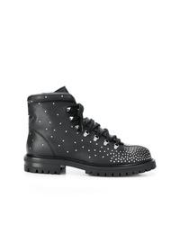 Valentino Garavani Chunky Combat Boots