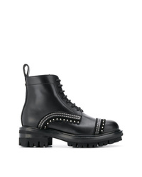 Dsquared2 Studded Ankle Boots