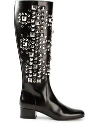 Babies studded boots medium 811068