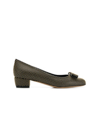 Salvatore Ferragamo Varina Studded Pumps