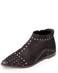 Damens's schwarz Studded Suede Ankle Stiefel Stiefel Stiefel from shopbop    Damens's ... c100df