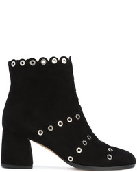 Studded ankle boots medium 4978553