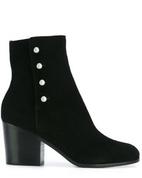 Studded ankle boots medium 775069