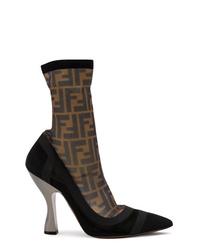 Fendi Colibri Boots