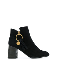 See by Chloe See By Chlo Circle Zip Boots