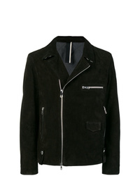 Low Brand Off Center Zipped Jacket