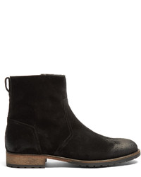 Attwell burnished suede boots medium 1156332