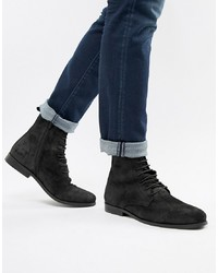Kg Kurt Geiger Kg By Kurt Geiger Suede Lace Up Boots