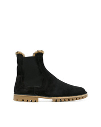 Car Shoe Lined Chelsea Boots