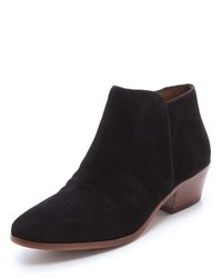Petty suede booties medium 33679