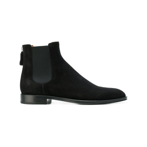 Givenchy Rear Tassel Chelsea Boots