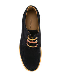 Cerruti 1881 Ridged Sole Boat Shoes