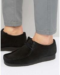 Clarks Originals Orginals Wallabee Suede Shoes