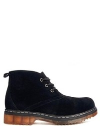 Truffle Desert Lace Up Ankle Boots