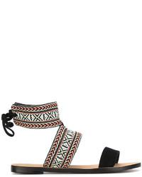 Rebecca Minkoff Melissa Flat Sandals