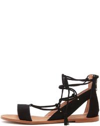5faa234a150b ... Madewell Bridget Lace Up Gladiator Sandals