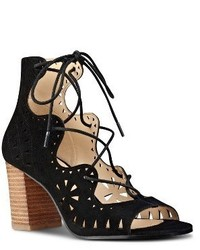 Nine West Gweniah Ghillie Lace Gladiator Sandal