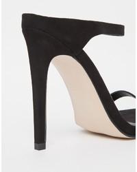 654aa94b5b0 ... Asos Collection Horizon Heeled Sandals ...