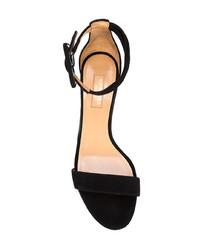 Aquazzura Oversized Sandals