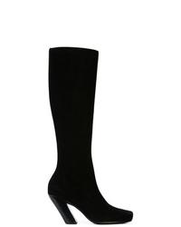 Ann Demeulemeester Camoscio Knee High Boots