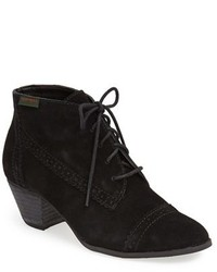 G.H. Bass And Co Porter Suede Bootie