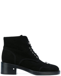 Laurence Dacade Lace Up Ankle Boots