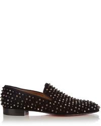 Dandelion suede spike loafers medium 1127193