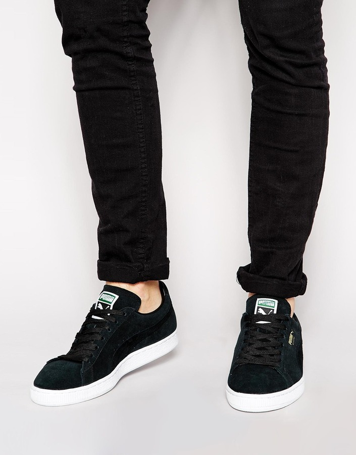 new concept dde78 3563f £71, Puma Suede Sneakers