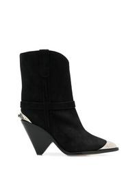 Isabel Marant Lambsy Boots