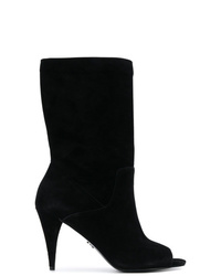 MICHAEL Michael Kors Michl Michl Kors Open Toe Ankle Boots