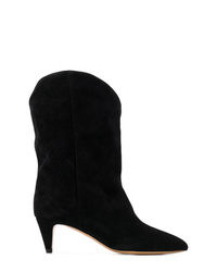 Isabel Marant Western Ankle Boots