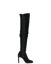 Jimmy Choo Marie Lace Up Boots