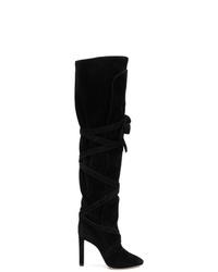 Saint Laurent Over The Knee Boots