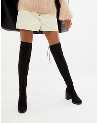 New Look Over The Knee Ed Boot
