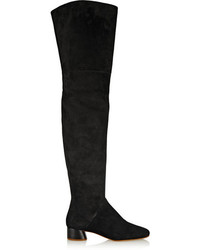 Marc Jacobs Suede Over The Knee Boots