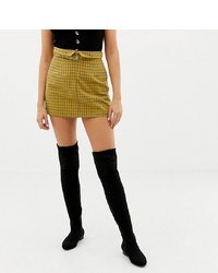 ASOS DESIGN Wide Fit Kelby Flat Elastic Over The Knee Boots