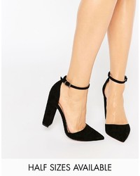 Asos Collection Penalty Pointed High Heels